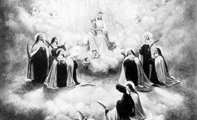 16 Carmelites Martyrs