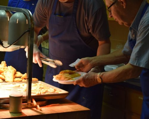 Volunteer Opportunities - Fish Fry