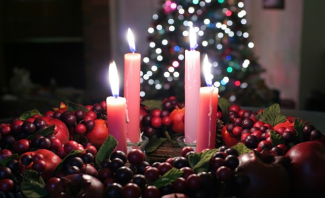 advent, new liturgical year, st therese kenosha