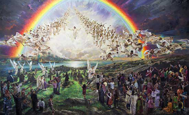 Christ's 2nd Coming & the Antichrist